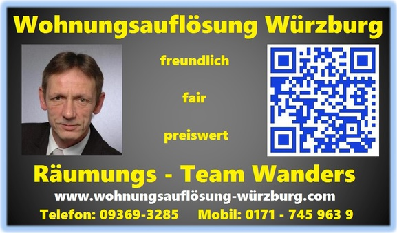 Haushaltsauflösung Würzburg