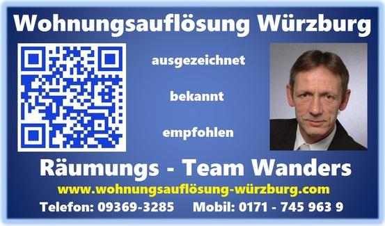Entrümpelung Würzburg