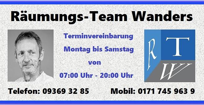 Hausräumung Würzburg